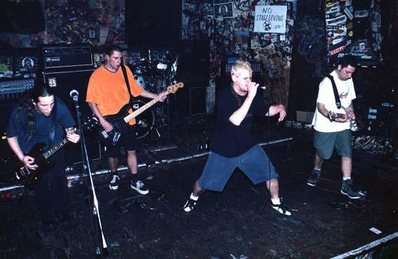 KNŻ w klubie CBGB's (NYC)